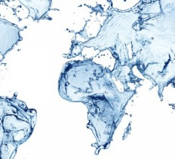 Water-World-Map